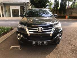 Toyota Fortuner 2.7 SRZ 2016 - Tangan Pertama