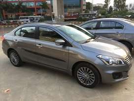 Ciaz Diesel Hybrid, excellent condition.