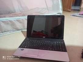 Laptop  ACER 4GB ROM 1TB RAM apmbcngna no. acda cl twbirko 7005A498055
