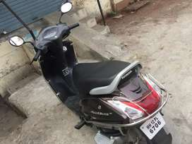 This is my scooty