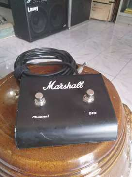 Foot Switch Marshall