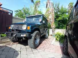 Taft Kotak / Kebo Diesel 4x4