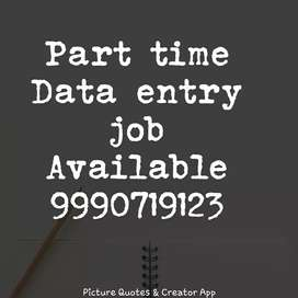 Your search for part time job ends here