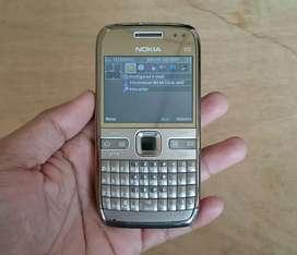 Nokia E72 gold mulus original