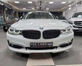 BMW 3 Series GT 320d Luxury Line, 2020, Diesel