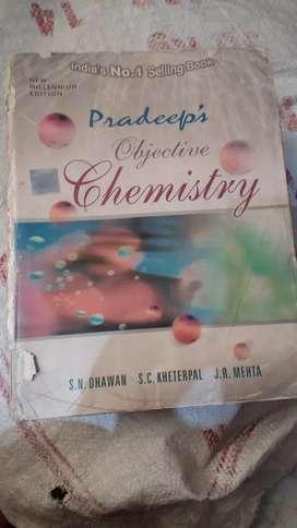 Pradeep chemistry  objective book