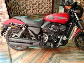 Harley davidson Street 750 ABS