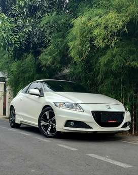 HONDA CRZ 1.5 sport coupe(2 pintu) AT,th2014, km 20 ribu,plat AD