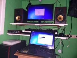 Speaker monitor DS5A mulusss 98% like new