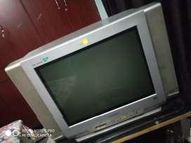 """Samsung 21"""" CRT T.V."""