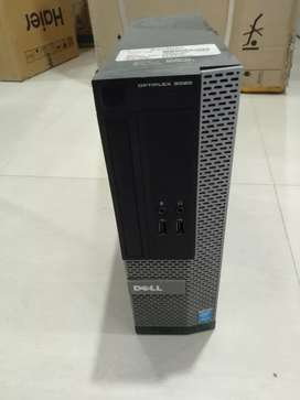Dell i3 4rth gen cpu 1year warranty 4gb 500gb wifi ready only @10650/-