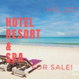 HTL 203 DIJUAL HOTEL Cocok Untuk Investasi