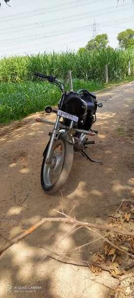 Full bike modified and no work