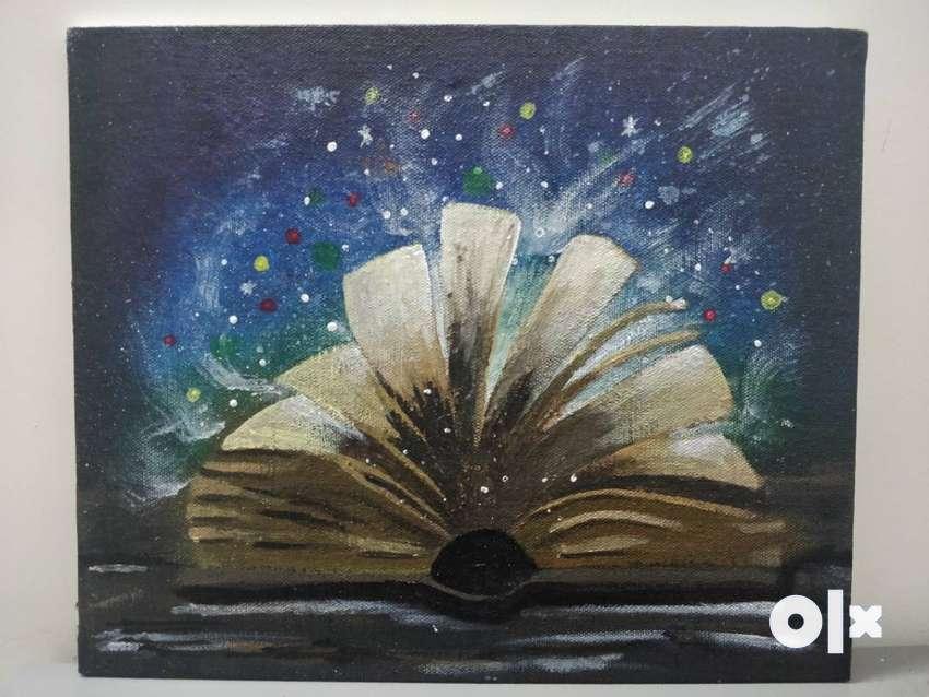 Magical book 0