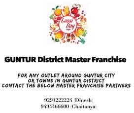 Lassi Day Cafe Guntur District Master franchise for sale