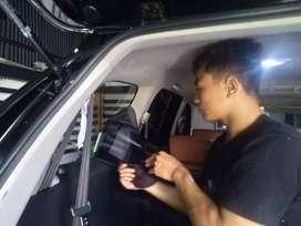 Workshop KacaFilm || Promo Kaca Film Mobil Free Poles Kaca Depan