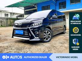 [OLX Autos] Toyota Voxy 2018 2.0 A/T Bensin Hitam #Victorindo