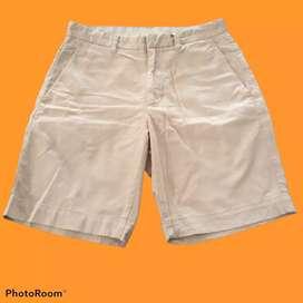 Celana pendek merk edifice second
