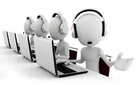 Hindi call center job