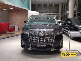 [Mobil Baru] Alphard G Automatic