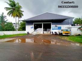 Industrial Warehouse/Storage Space/Godown (~6000 SQ FT) for rent