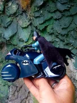 Batman vintage..minus, stang kanan patah dikit