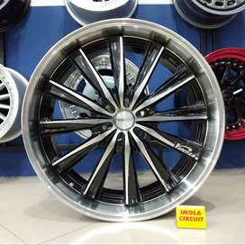 velg pajero ring 22 hole 6x139,7 ready