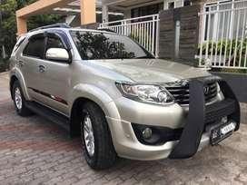 Toyota Fortuner TRD Diesel AT 2012 AB Asli