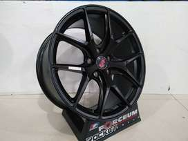 velg mobil HSR R 18X8,5 PCD 5X114,3 for civic accord xpander crv dll