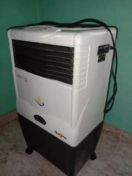 mc coy air cooler. Only one month used.Gud condition.Freash peace