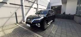 BIG DISCOUNT Toyota Fortuner 2.7 SRZ AT 2016 Hitam ASTINA MOBIL
