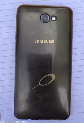 Samsung Galaxy j7 prime 2 good Condition bill charger data cable