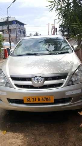 innova taxi 2008 model
