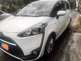 Toyota Sienta A/T type G 2016