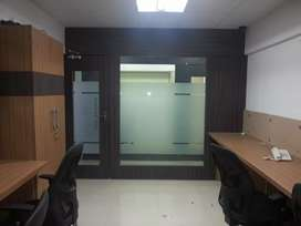 1000 sqft office on rent kothrud dp road