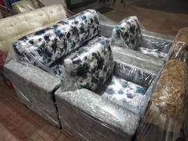 New Sofa set five seater