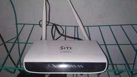 Selling Siti Broadband