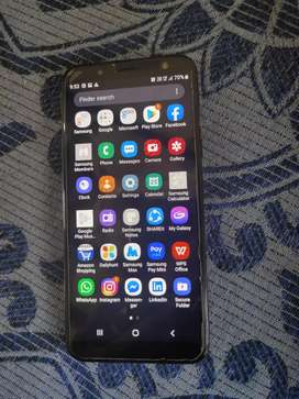 Samsung j6 infinity