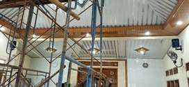Plafon PVC murah berkualitas area demak