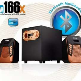 Speaker Bluetooth Dazumba dw 166x by sam central Powerbank murah