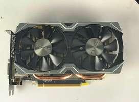 Zotac Genforce GTX 1070 8GB DDR5 Graphic card