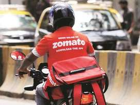RT Delivery Boy Bikers Lucknow