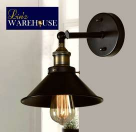 Lampu dinding cafe NEW INDUSTRIAL SERIES XV wall lamp