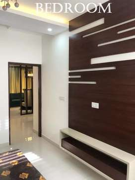 2bhk fully spacious flat ready to move in sec 125 Mohali