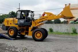 Ready Stock Wheel Loader Lonking Ready Stock di Konawe Sultengg