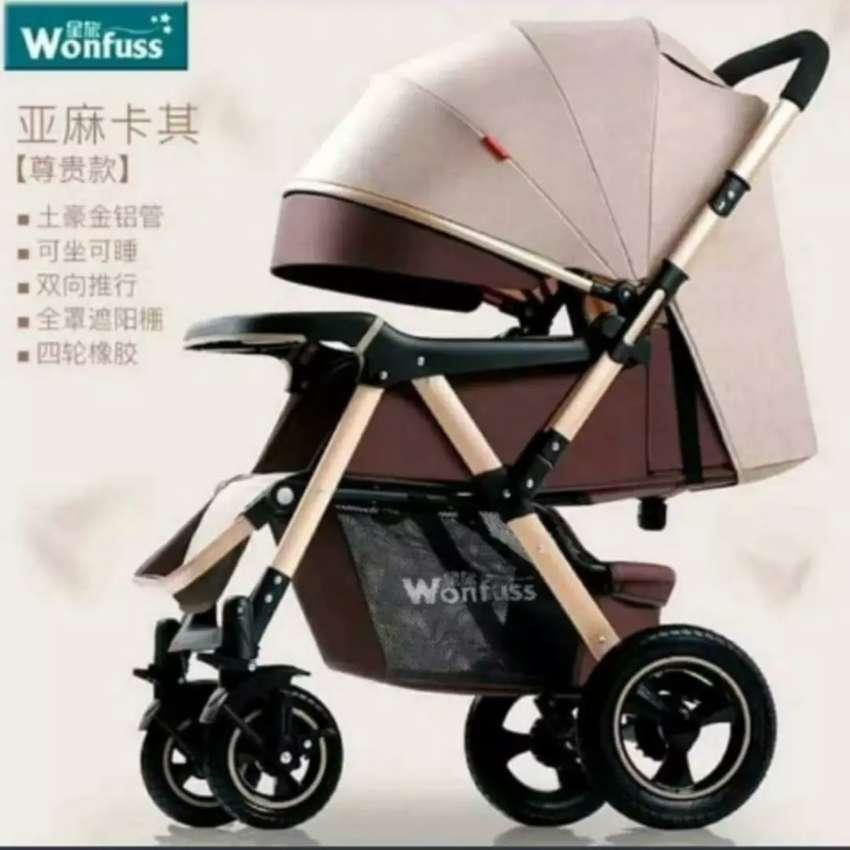 Stroller Bayi Original Wonfus Stroler Baby Kereta Bayi