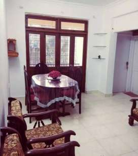2bhk furnished rooms in Dona paula(near Nio) in villa