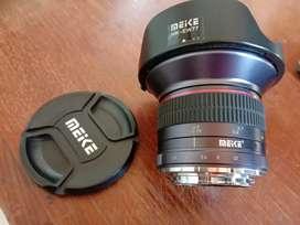 Meike 12mm f. 2.8 for sony