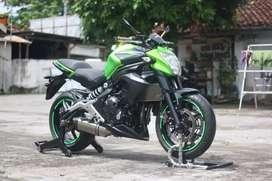 Moge Kawasaki er6n ABS/er6 F istimewa