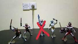HDM Kamen Rider Original Bandai